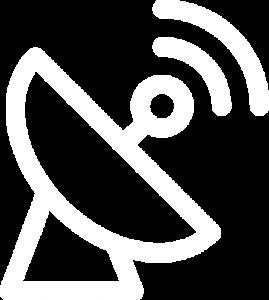 icono antena satélite