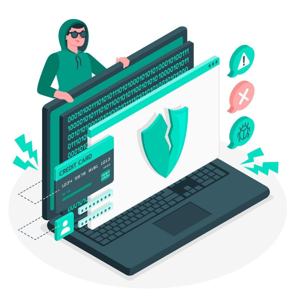 Vector de ciberseguridad